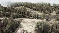 Rusia. De los urales. 110 kilómetro para MudRunner