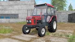 Zetor 7711 washable para Farming Simulator 2017