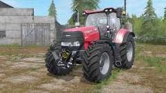 Case IH Puma CVX with interactive control  para Farming Simulator 2017