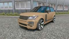 Land Rover Range Rover Vogue (L405) Startech para Euro Truck Simulator 2