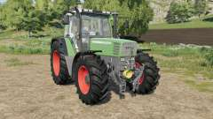 Fendt Favorit 511&515 C Turboshift para Farming Simulator 2017