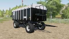 Kroger Agroliner HKD 302 para Farming Simulator 2017