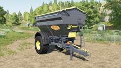 Bredal K-series para Farming Simulator 2017
