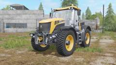JCB Fastrac 3200 Xtra with Nokian tires para Farming Simulator 2017