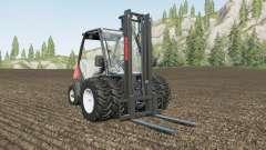 Manitou MC 18-4 stability increased para Farming Simulator 2017