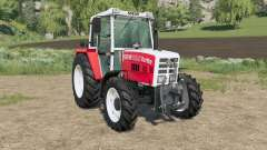 Steyr 8090A Turbo dead weight 3400 kg. para Farming Simulator 2017