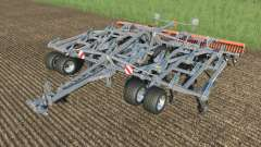 Amazone Cenius 8003 cultivator and plow version para Farming Simulator 2017