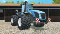 New Holland T9.565 with change tires para Farming Simulator 2015
