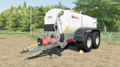Vakutec VA 18500 ST light para Farming Simulator 2017