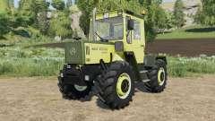 Mercedes-Benz Trac 700〡800〡900 para Farming Simulator 2017