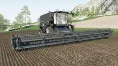 Ideal 9T with adjusted grain tank para Farming Simulator 2017