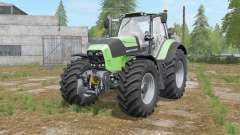 Deutz-Fahr Serie 7 TTV Agrotron with IC para Farming Simulator 2017