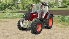 Fendt 300 Vario multicolor metallic para Farming Simulator 2017