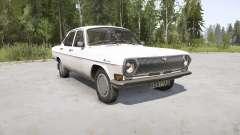 GAZ 24-10 Volga v1.1 para MudRunner