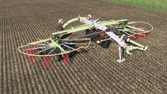 Claas Liner 2700 medium spring bud para Farming Simulator 2017