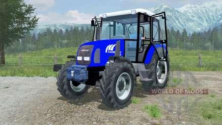 FarmTrac 80 4WD niebieski para Farming Simulator 2013