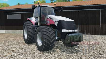 Case IH Magnum 340 CVX 25 Years Edition Design para Farming Simulator 2015
