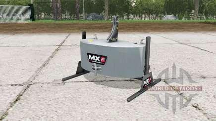 MX Multimass 1200 para Farming Simulator 2015