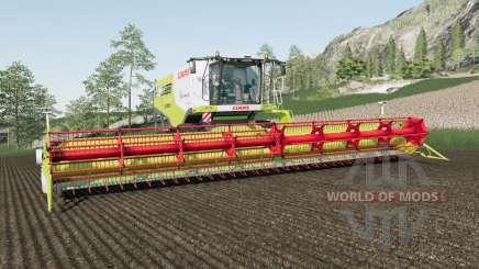Claas Lexion 780 design selection para Farming Simulator 2017
