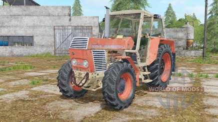 Zetor Crystal 8045 terra cotta para Farming Simulator 2017