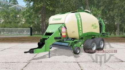 Krone BiG Pack 1290 HDP new high-quality skin para Farming Simulator 2015