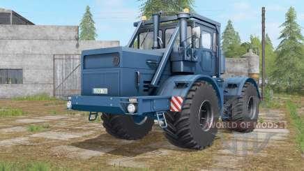 Kirovets K-700A un mejor comportamiento durante la conducción para Farming Simulator 2017