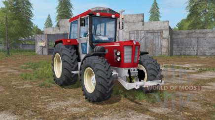 Schluter Super 1500 TVL pigment red para Farming Simulator 2017