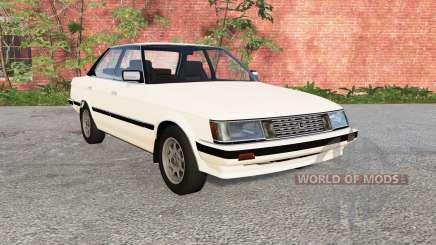 Toyota Mark II Hardtop Grande (Х70) 1984 para BeamNG Drive