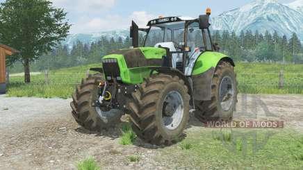 Deutz-Fahr Agrotron TTV 630 para Farming Simulator 2013