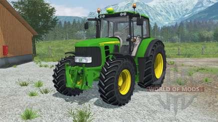 John Deere 6430 para Farming Simulator 2013