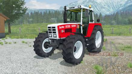 Steyr 8130A Turbo para Farming Simulator 2013