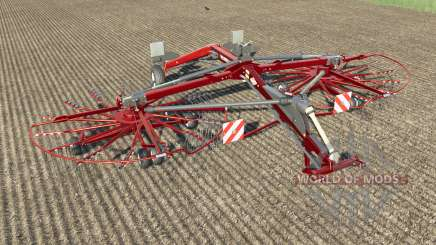 Kuhn GA 9531 metallic edit para Farming Simulator 2017