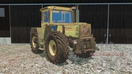 Mercedes-Benz Trac 1800 Intercooler soiled para Farming Simulator 2015