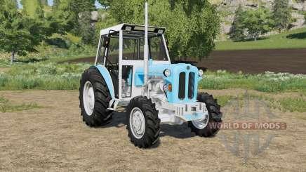 Rakovica 76 DV Super cabin para Farming Simulator 2017