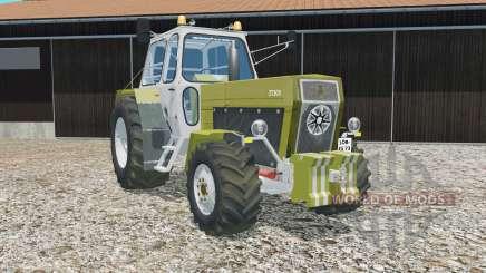 Fortschritt ZT 303 dead weight 7730 kg. para Farming Simulator 2015