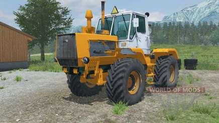 T-150K realista de humo para Farming Simulator 2013