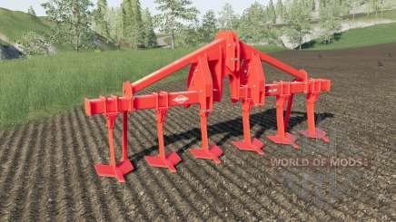 Kuhn DC 401 with plow function para Farming Simulator 2017