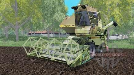 SK-5 Niva con colgantes de encabezado para Farming Simulator 2015