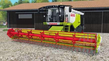 Claas Lexion 770 TerraTrac & Vario para Farming Simulator 2015
