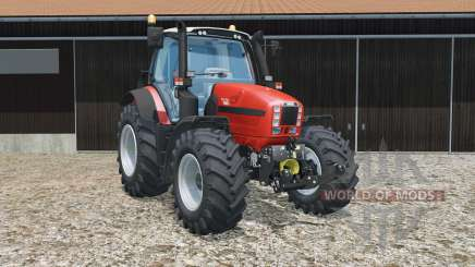 Same Fortis 190 little wider tires para Farming Simulator 2015
