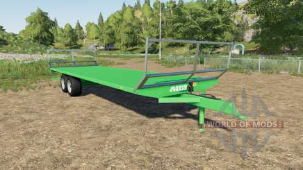 Joskin Wago ST8000 washable para Farming Simulator 2017