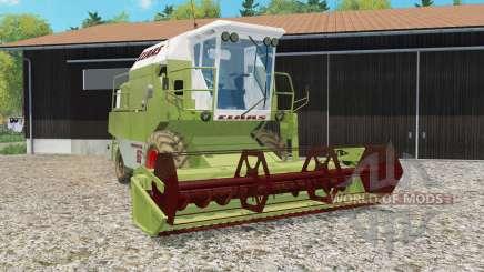 Claas Dominator 86 & C450 para Farming Simulator 2015