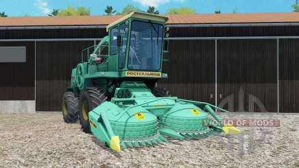 No-680 con los segadores para Farming Simulator 2015