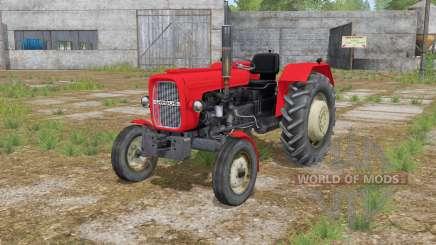 Ursus C-330 light brilliant red para Farming Simulator 2017
