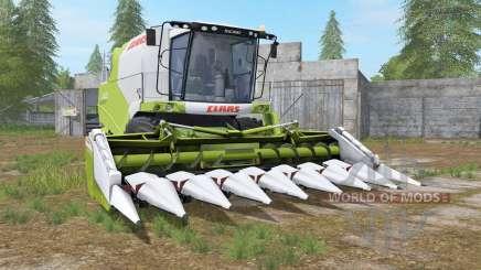 Claas Tucano 440 & Conspeed 8-75 FC para Farming Simulator 2017
