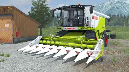 Claas Lexion 700 para Farming Simulator 2013