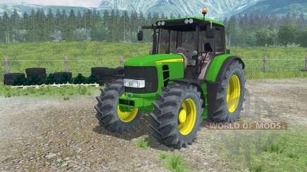 John Deere 6330 Premium para Farming Simulator 2013