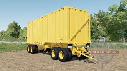 Randon sugarcane trailer dump faster para Farming Simulator 2017