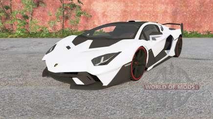 Lamborghini SC18 Alston 2018 para BeamNG Drive