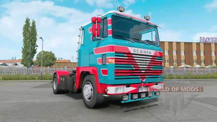 Scania LB110S para Euro Truck Simulator 2